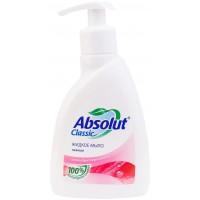 Жидкое мыло антибактериальное Absolut (Абсолют) Нежное, 250 мл
