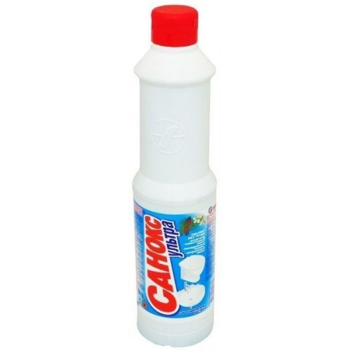 Средство чистящие для сантехники САНОКС-Ультра, 750 мл