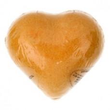 Бурлящие шарики для ванны «Апельсин» сердце