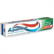 Зубная паста Aquafresh (Аквафреш) Тотал Кэа 3 Мягко-мятная, 50 мл