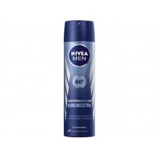 Дезодорант-антиперспирант мужской спрей Nivea (Нивея) Cool Экстремальная свежесть, 150 мл