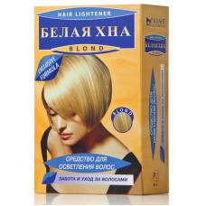 Средство для осветления волос Белая хна Блонд ГАЛАНТ-Косметик