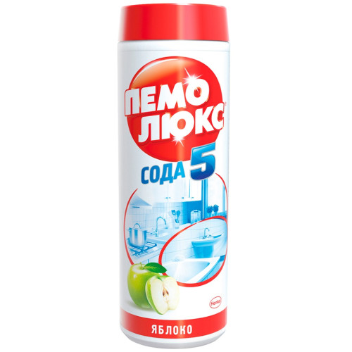 Чистящий порошок Пемолюкс Яблоко, 480 г