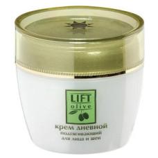 Дневной крем для лица и шеи Белита LIFT Оlive Подтягивающий, 50 мл