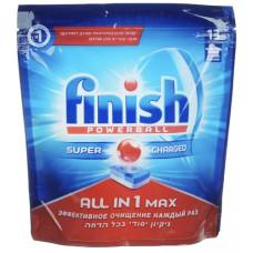 Таблетки для посудомоечных машин Calgonit Finish (Калгонит Финиш) All in1 10в1, 13 шт, 208 г