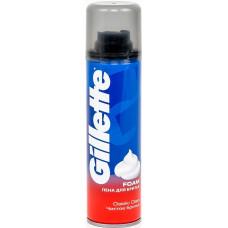 Пена для бритья Gillette Clean Shave Чистое бритье 200 мл