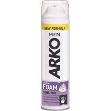 Пена для бритья Arko (Арко) Sensitive, 200 мл