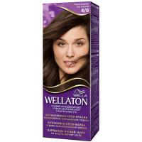 Краска для волос Wellaton (Вэллатон) 4/0 Темный шоколад