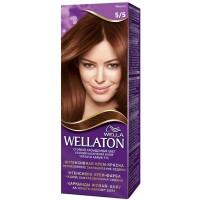 Краска для волос Wellaton (Вэллатон) 5/5 Махагон