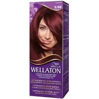 Краска для волос Wellaton (Вэллатон) 5/66 Баклажан
