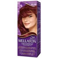 Краска для волос Wellaton (Вэллатон) 55/46 Экзотический красный