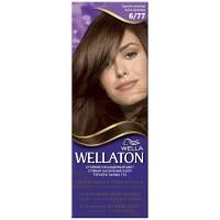 Краска для волос Wellaton (Вэллатон) 6/77 Горький шоколад