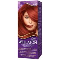 Краска для волос Wellaton (Вэллатон) 8/45 Красный колорадо