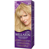 Краска для волос Wellaton (Вэллатон) 9/0 Очень светлый блондин