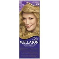 Краска для волос Wellaton (Вэллатон) 9/3 Золотой блондин