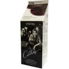 Краска для волос Estel Celebrity (Эстель Селебрити) 5/65 - Спелая вишня