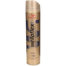 Лак для волос Wellaflex (Веллафлекс) Объем - экстрасильная фиксация №4, 250 мл