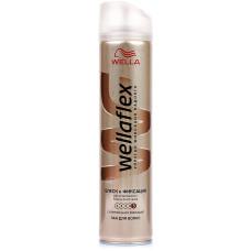 Лак для волос Wellaflex (Веллафлекс) Блеск и Фиксация №5, 250 мл
