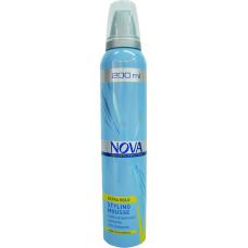 Мусс для укладки волос Nova (Нова) Ultra Hold, 200 мл