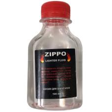 Бензин для зажигалок Zippo пластик, 100 мл