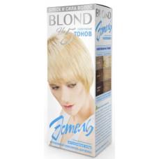 Краска-гель для волос Эстель 100 - BLOND (Блонд) осветлитель на 5 тонов