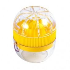 Соковыжималка для лимона пластиковая, д7 см, h8 см