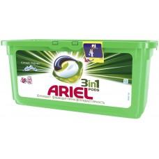 Гель для стирки в растворимых капсулах ARIEL (Ариэль) автомат Горный родник, 30 шт*28,8 г