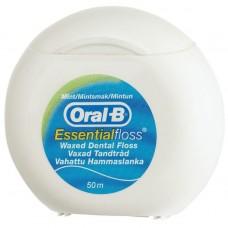 Зубная нить Oral-B Super Floss мятная, 50 м