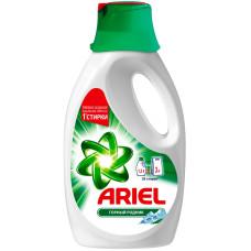 Жидкий стиральный порошок автомат Ariel (Ариэль) Горный родник, 1,3 л
