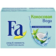 Крем-мыло Fa (Фа) Кокосовая вода, 90 г