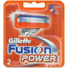 Кассеты для бритья Gillette Fusion Power (2 шт)