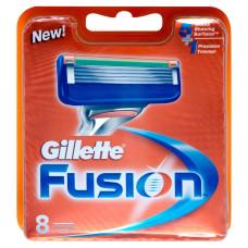 Кассеты для бритья Gillette Fusion (8 шт)