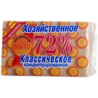 Хозяйственное мыло АИСТ Классическое Гост 72 % (в обертке), 200 г