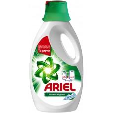 Жидкий стиральный порошок Ariel (Ариэль) автомат Горный родник, 1,95 л