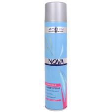 Лак для волос Nova (Нова) Extra Hold экстра сильная фиксация, 450 мл