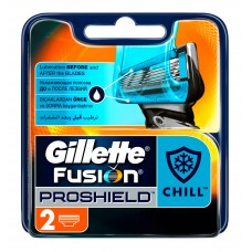 Кассеты для бритья Gillette Fusion ProShield (2 шт)