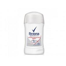 Дезодорант-антиперспирант стик Rexona (Рексона) Антибактериальный эффект, 40 г