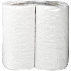 Полотенца бумажные 1-слойные Style, 2 рулона - 24 м