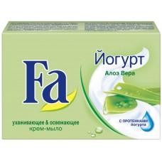 Крем-мыло Fa (Фа) Йогурт Алоэ Вера, 90 г