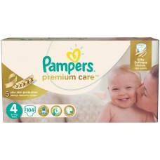 Подгузники Pampers (Памперс) Premium Care Maxi 4 (8-14 кг), 104 шт