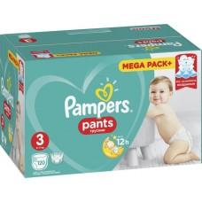 Подгузники-трусики Pampers (Памперс) Pants Boy & Girl Midi 3 (6-11 кг), 120 шт