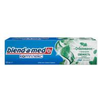 Зубная паста Blend-a-Med (Бленд-а-Мед) Комплекс Отбеливание + Природная свежесть Мята и эвкалипт, 100 мл