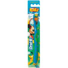 Детская зубная щетка Oral-B (Орал-Би) Kids, мягкая, 1 шт