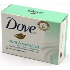 Крем-мыло для чувствительной кожи Dove (Дав) Гипоаллергенное, 100 г