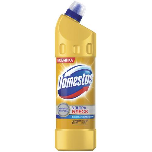 Средство чистящее для унитаза Domestos (Доместос) Ультра блеск, 1 л