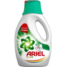 Жидкий стиральный порошок автомат Ariel (Ариэль) Color, 1,04 л