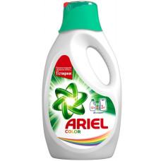 Жидкий стиральный порошок автомат Ariel (Ариэль) Color, 1,3 л