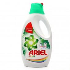 Жидкий стиральный порошок автомат Ariel (Ариэль) Color, 1,95 л