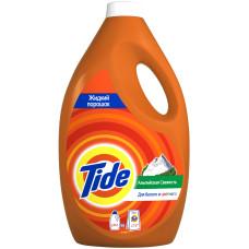 Жидкий порошок Tide (Тайд) Альпийская свежесть, 2,47 л