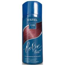 Бальзам оттеночный для волос Estel Love Ton (Эстель Лав Тон) 7/45 Гранат